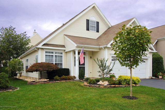 114 Freesia Court, Holmdel, NJ 07733 (MLS #21739959) :: The Dekanski Home Selling Team