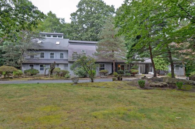 191 Beacon Hill Road, Morganville, NJ 07751 (MLS #21739991) :: The Dekanski Home Selling Team
