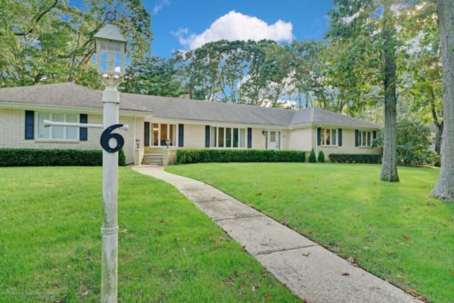 6 Conaskonk Drive, Ocean Twp, NJ 07712 (MLS #21740006) :: The Dekanski Home Selling Team