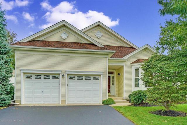 2530 Sparrowbush Lane, Manasquan, NJ 08736 (MLS #21740010) :: The Dekanski Home Selling Team
