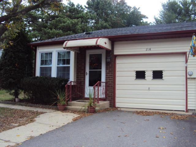 81 Milford Avenue A, Whiting, NJ 08759 (MLS #21740180) :: The Dekanski Home Selling Team