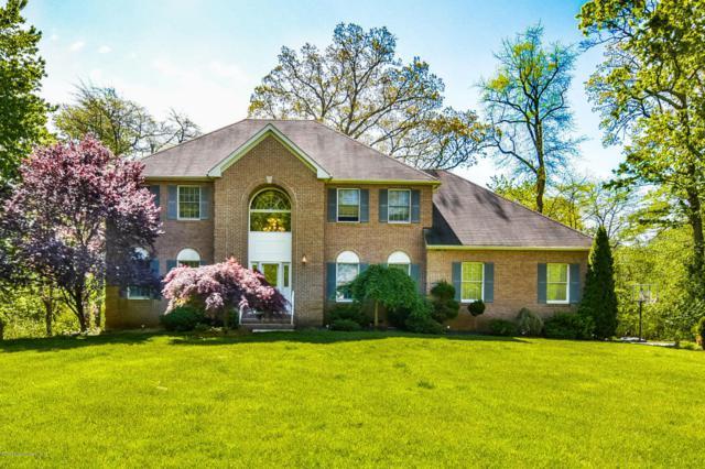 80 Lions Court, Freehold, NJ 07728 (MLS #21740193) :: The Dekanski Home Selling Team