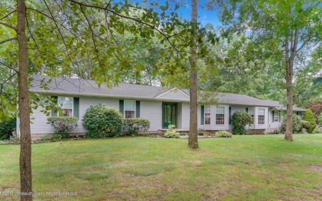 1395 White Oak Bottom Road, Toms River, NJ 08755 (MLS #21740195) :: The MEEHAN Group of RE/MAX New Beginnings Realty