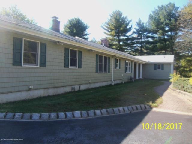51 Greentree Terrace, Lincroft, NJ 07738 (MLS #21740251) :: The MEEHAN Group of RE/MAX New Beginnings Realty