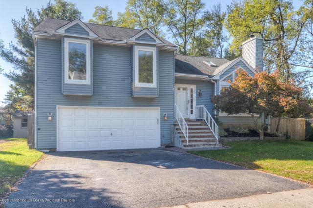 8 Marc Drive, Howell, NJ 07731 (MLS #21740258) :: The MEEHAN Group of RE/MAX New Beginnings Realty