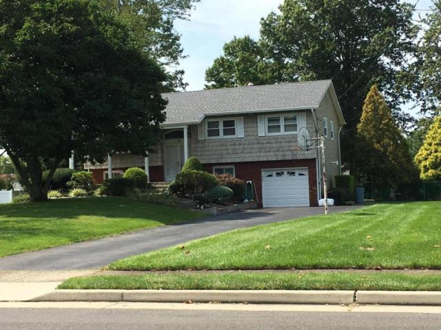 14 Whitman Boulevard, Manalapan, NJ 07726 (MLS #21740270) :: The Dekanski Home Selling Team