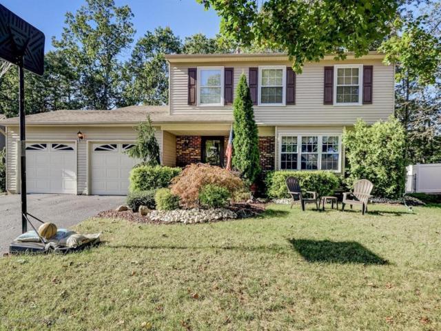 11 Musket Court, Howell, NJ 07731 (MLS #21740346) :: The Dekanski Home Selling Team