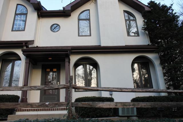 63 Tower Hill Drive, Red Bank, NJ 07701 (MLS #21740374) :: The Dekanski Home Selling Team