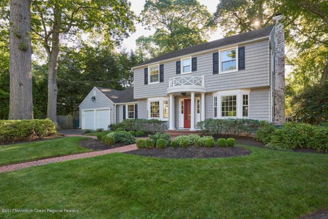 104 Linden Drive, Fair Haven, NJ 07704 (MLS #21740437) :: The Dekanski Home Selling Team