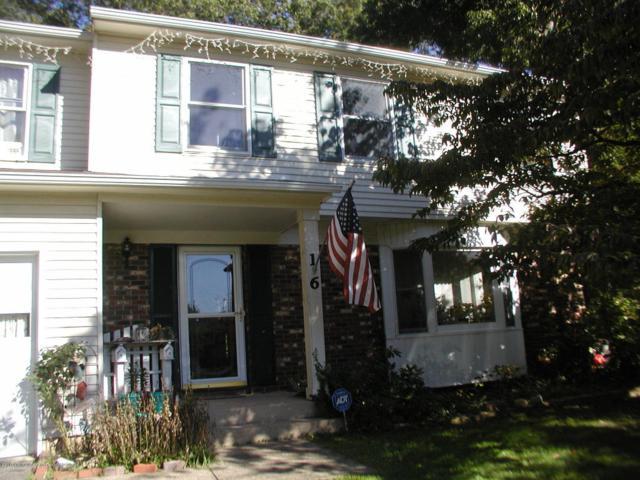 16 Cobblestone Court, Howell, NJ 07731 (MLS #21740481) :: The Dekanski Home Selling Team