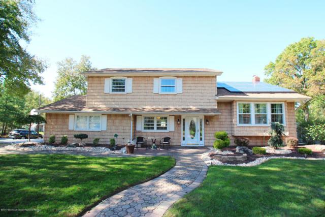 8 Whitman Road, Morganville, NJ 07751 (MLS #21740521) :: The Dekanski Home Selling Team