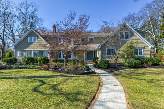 8 Evergreen Drive, Rumson, NJ 07760 (MLS #21740606) :: The Dekanski Home Selling Team