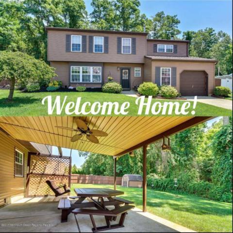 10 Dantley Drive, Howell, NJ 07731 (MLS #21740696) :: The Dekanski Home Selling Team