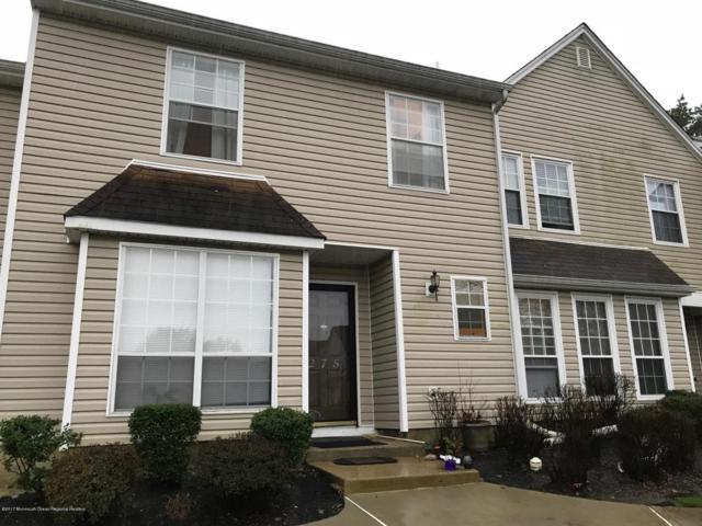 275 Stratford Place, Morganville, NJ 07751 (MLS #21741404) :: The Dekanski Home Selling Team