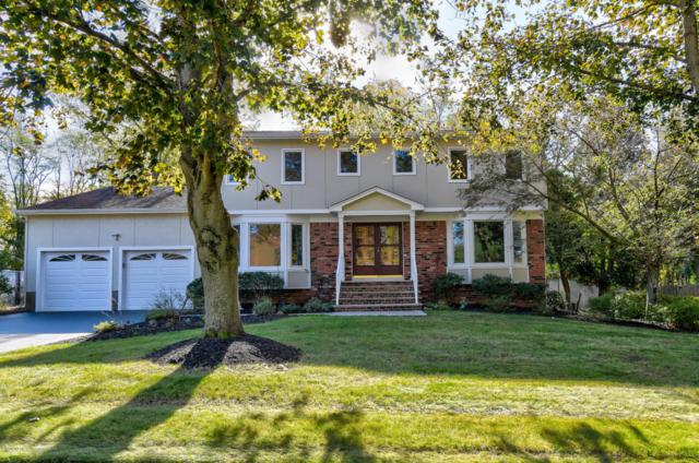 25 Truman Drive, Marlboro, NJ 07746 (MLS #21741662) :: The Dekanski Home Selling Team