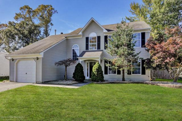 652 Loxley Drive, Toms River, NJ 08753 (#21741891) :: Daunno Realty Services, LLC