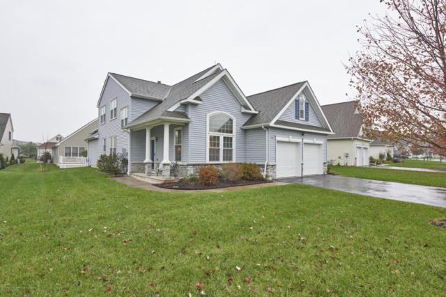 39 Redwood Drive, Ocean Twp, NJ 07712 (MLS #21742033) :: The Dekanski Home Selling Team