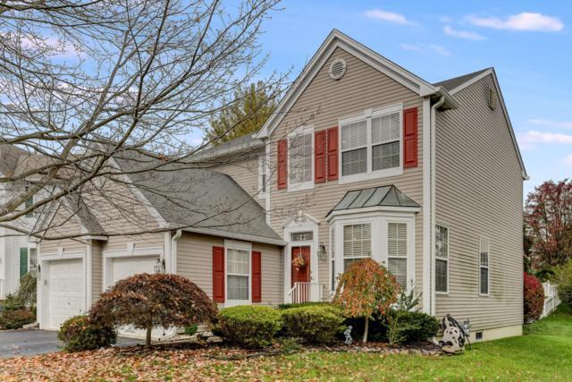 16 Kensington Pass, Colts Neck, NJ 07722 (MLS #21742789) :: The Dekanski Home Selling Team