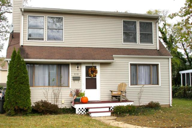 810 Pitney Drive, Spring Lake Heights, NJ 07762 (MLS #21742842) :: The Force Group, Keller Williams Realty East Monmouth
