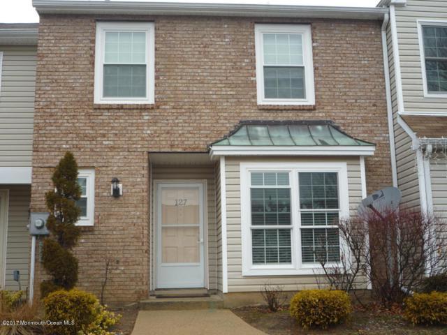 127 Bedford Place, Morganville, NJ 07751 (MLS #21742875) :: The Dekanski Home Selling Team