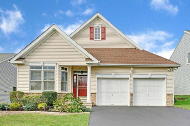 25 Sequoia Parkway, Ocean Twp, NJ 07712 (MLS #21742948) :: The Dekanski Home Selling Team