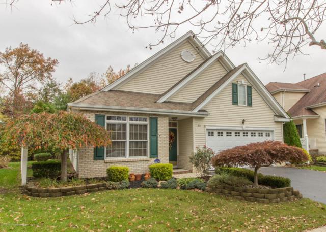 20 Wellington Street, Holmdel, NJ 07733 (MLS #21742989) :: The Dekanski Home Selling Team