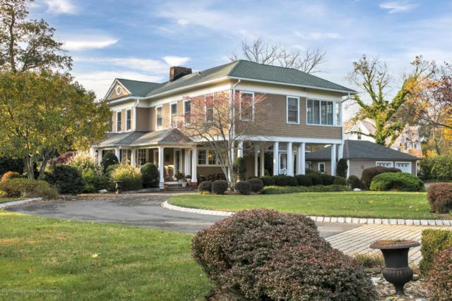 14 Hartshorne Lane, Rumson, NJ 07760 (MLS #21743141) :: The Force Group, Keller Williams Realty East Monmouth
