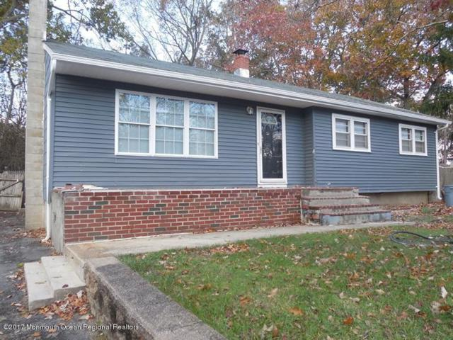 417 Shady Lane, Howell, NJ 07731 (MLS #21743339) :: The Dekanski Home Selling Team