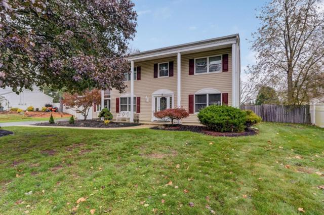 9 Thoreau Drive, Manalapan, NJ 07726 (MLS #21743384) :: The Dekanski Home Selling Team