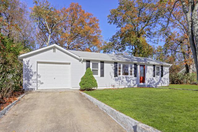 409 Middle Lane, Howell, NJ 07731 (MLS #21743495) :: The Dekanski Home Selling Team