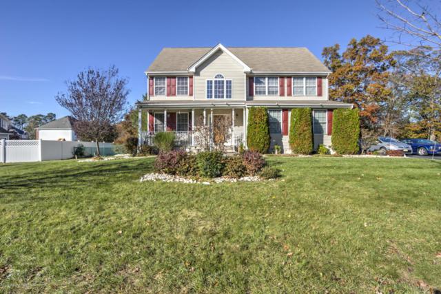 3 Pointe Circle, Jackson, NJ 08527 (MLS #21743836) :: The Dekanski Home Selling Team