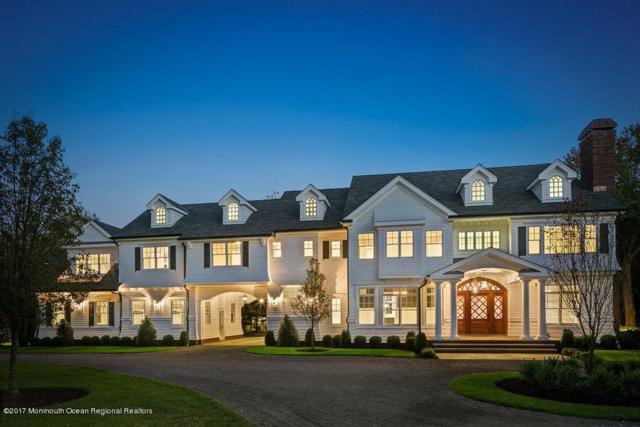 129 Rumson Road, Rumson, NJ 07760 (MLS #21743903) :: The Force Group, Keller Williams Realty East Monmouth