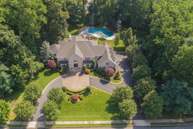 2 Red Oak Run, Holmdel, NJ 07733 (MLS #21744792) :: The Dekanski Home Selling Team