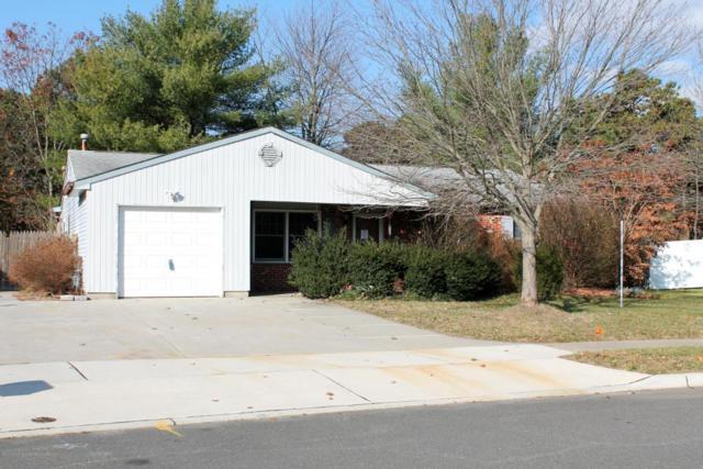 51 Pine Needle Street, Howell, NJ 07731 (MLS #21744918) :: The Dekanski Home Selling Team