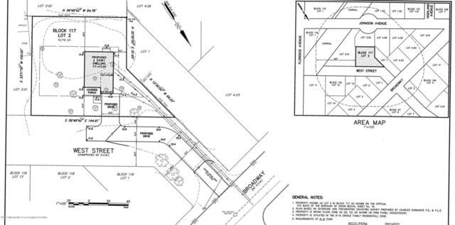 0 West Street, Union Beach, NJ 07735 (#21745555) :: Daunno Realty Services, LLC