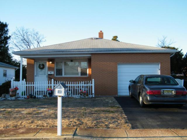 9 Harrington Drive S, Toms River, NJ 08757 (MLS #21746124) :: The MEEHAN Group of RE/MAX New Beginnings Realty