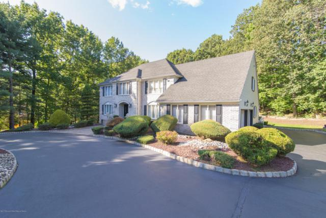 31 Red Coach Lane, Holmdel, NJ 07733 (MLS #21801482) :: The Force Group, Keller Williams Realty East Monmouth