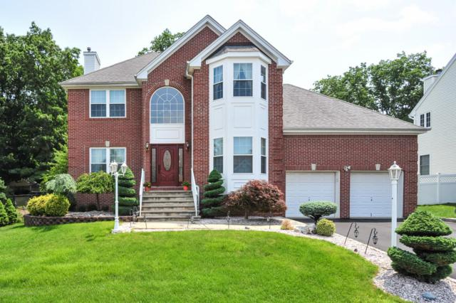 39 Violet Circle, Howell, NJ 07731 (MLS #21801551) :: The Force Group, Keller Williams Realty East Monmouth