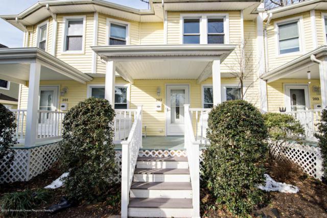 915 5th Avenue #202, Asbury Park, NJ 07712 (#21802381) :: Daunno Realty Services, LLC