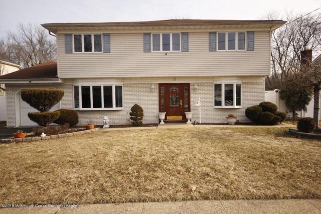 77 Briscoe Terrace, Hazlet, NJ 07730 (MLS #21804980) :: RE/MAX Imperial