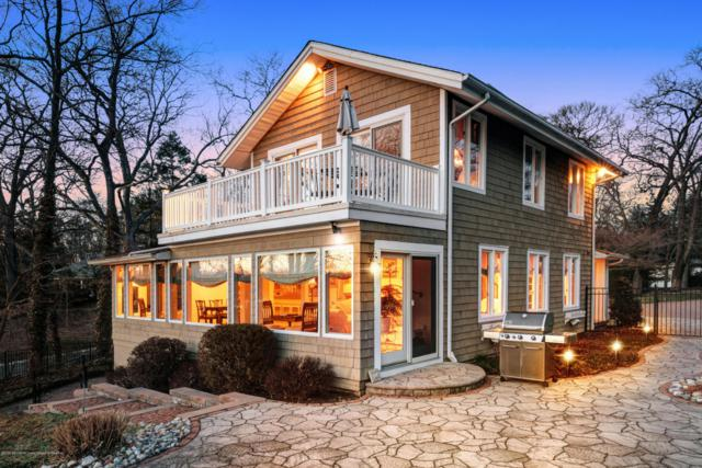 2395 Riverside Terrace, Manasquan, NJ 08736 (MLS #21805241) :: The Dekanski Home Selling Team