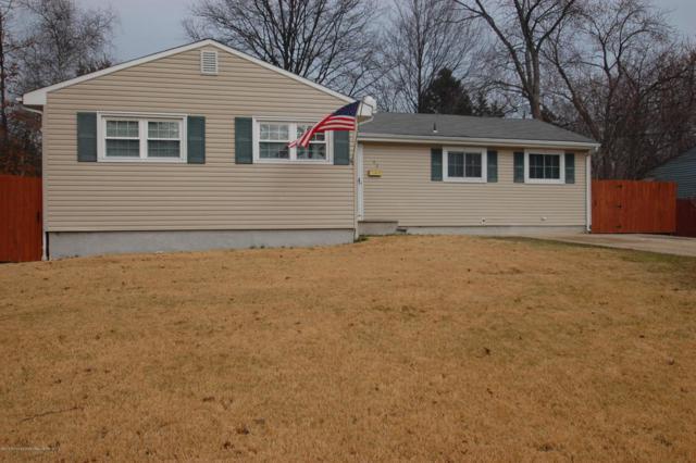 43 Knoll Terrace, Hazlet, NJ 07730 (MLS #21806165) :: RE/MAX Imperial