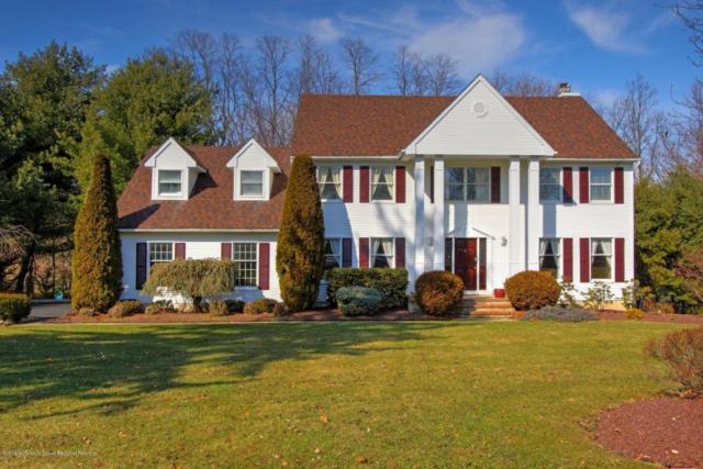 1 Ridge Hill Way, Holmdel, NJ 07733 (MLS #21806475) :: RE/MAX Imperial