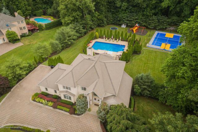 3 Boxwood Terrace, Holmdel, NJ 07733 (MLS #21808992) :: The Dekanski Home Selling Team