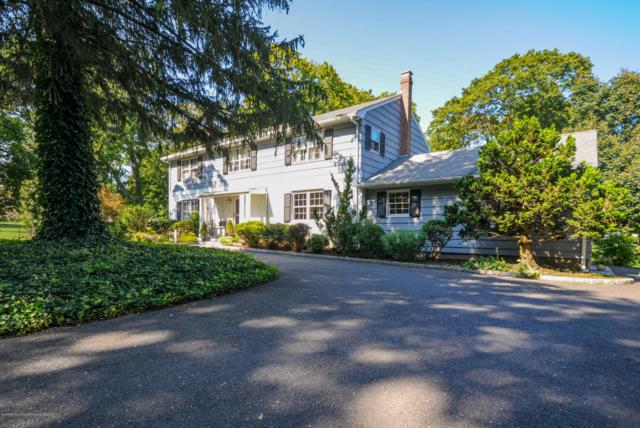 1 N Rohallion Drive, Rumson, NJ 07760 (MLS #21809275) :: The Force Group, Keller Williams Realty East Monmouth
