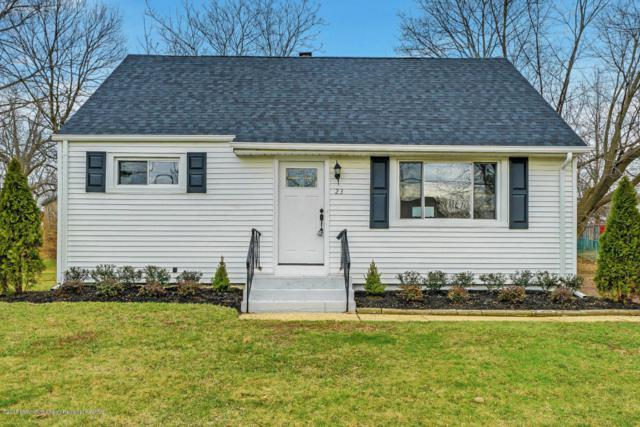 23 Howard Avenue, Tinton Falls, NJ 07724 (MLS #21810201) :: The Force Group, Keller Williams Realty East Monmouth