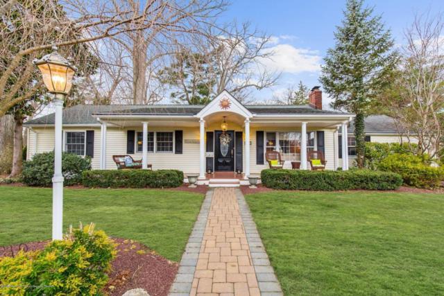 50 Oak Place, Fair Haven, NJ 07704 (MLS #21812323) :: The Dekanski Home Selling Team