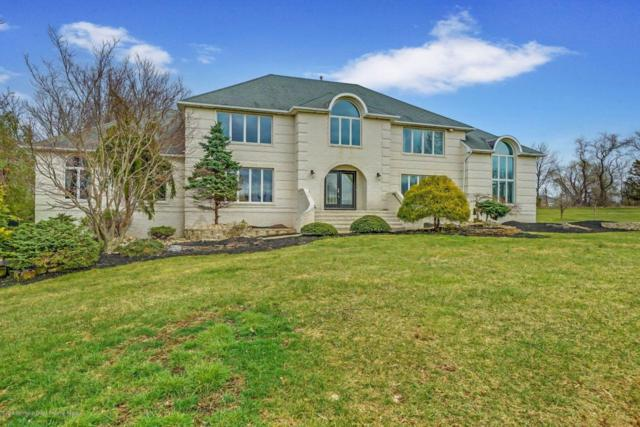 9 Nottinghill Court, Manalapan, NJ 07726 (MLS #21815034) :: The Force Group, Keller Williams Realty East Monmouth