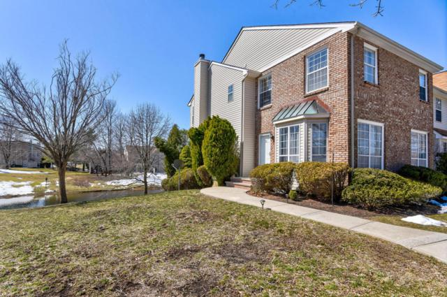 111 Bedford Place, Morganville, NJ 07751 (MLS #21815070) :: The MEEHAN Group of RE/MAX New Beginnings Realty