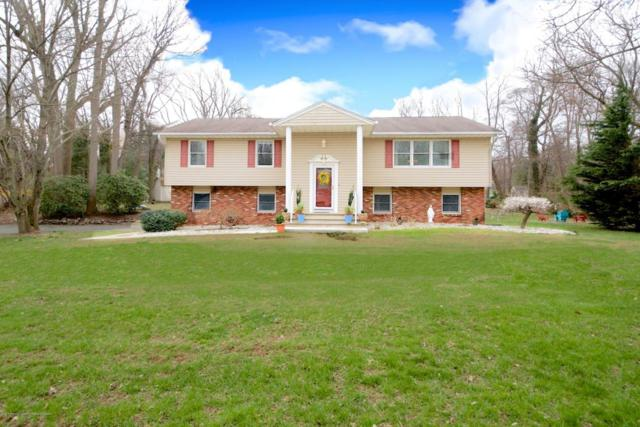 35 Rolling Knolls Drive, Middletown, NJ 07748 (MLS #21815111) :: The Force Group, Keller Williams Realty East Monmouth